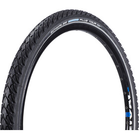 "SCHWALBE Marathon Plus Tour Pneu Performance 26"" rigide Reflex"